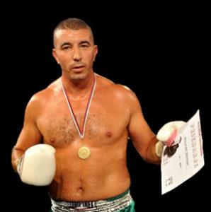 simba fight club trener